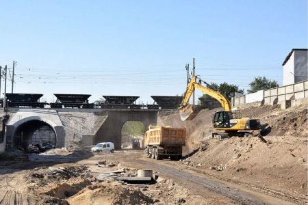 На завершення транспортної арки в Кропивницькому не вистачає 12 мільйонів