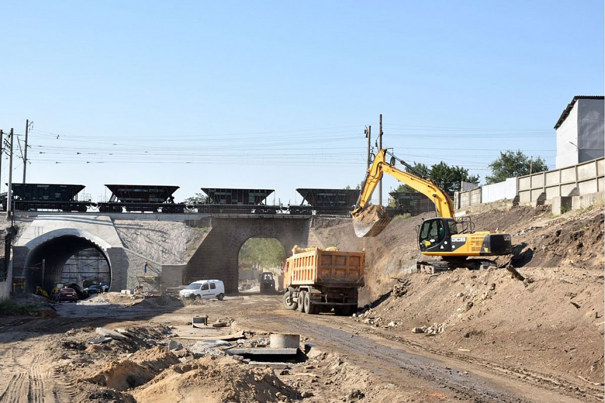 На завершення транспортної арки в Кропивницькому не вистачає 12 мільйонів - 1 - Транспорт - Без Купюр