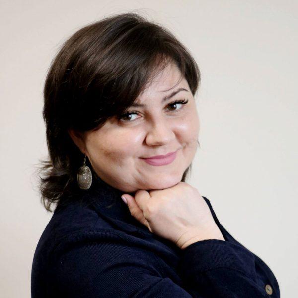 Наталя Кривошей