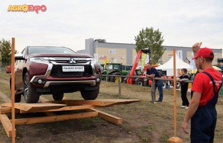 На «AGROEXPO-2019» відбудеться масштабний тест-драйв пoзашляхoвиків