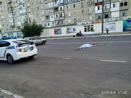 На Кіровоградщині внаслідок ДТП загинула жінка