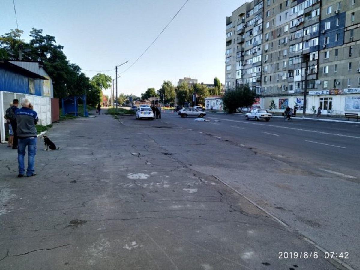 На Кіровоградщині внаслідок ДТП загинула жінка - 3 - За кермом - Без Купюр