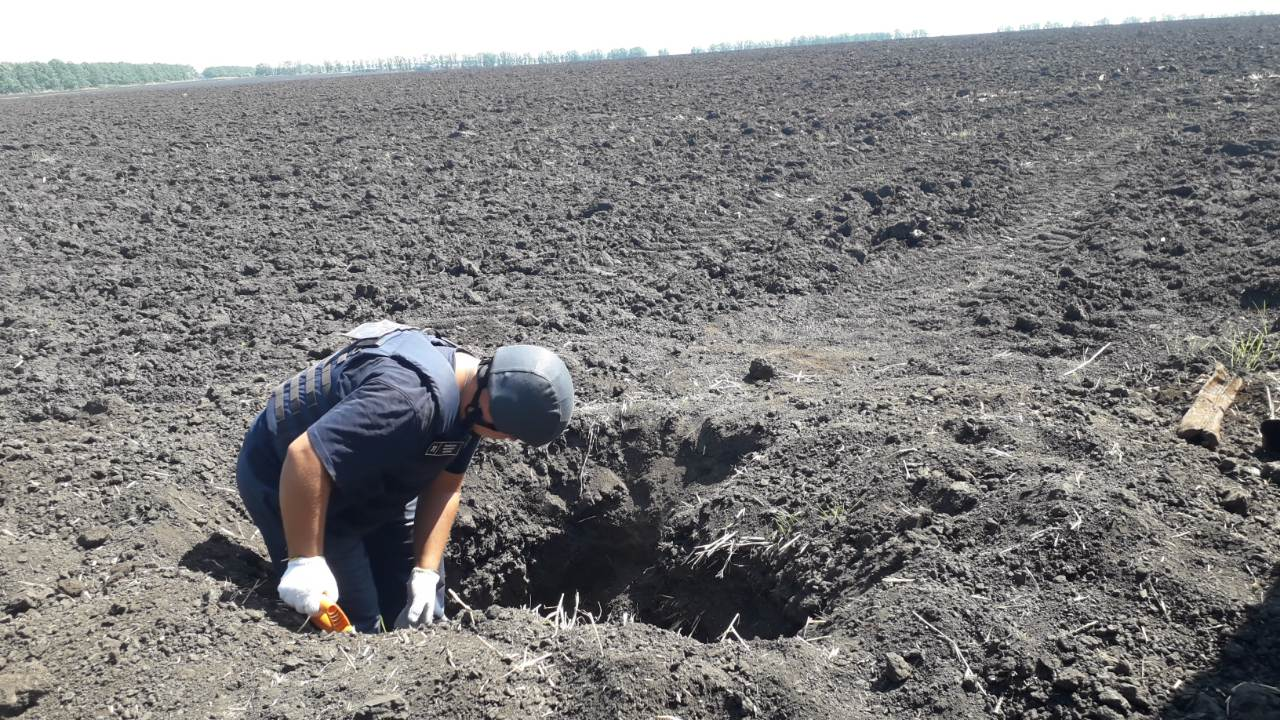 На Кіровоградщині знайшли 36 боєприпасів часів Другої світової війни. ФОТО — 3 — Життя — Без Купюр