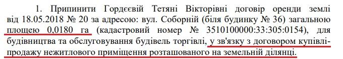 Кропивницький депутат може отримати землю за ціною вдвічі меншою від попереднього орендаря - 2 - Політика - Без Купюр