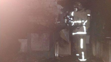 За добу на Кіровоградщині сталося 10 пожеж в приватному секторі,  є загибла