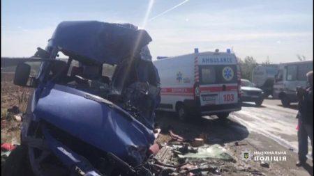 Суд відправив за грати водія з Кіровоградщини, підозрюваного у спричиненні смертельної ДТП під Одесою