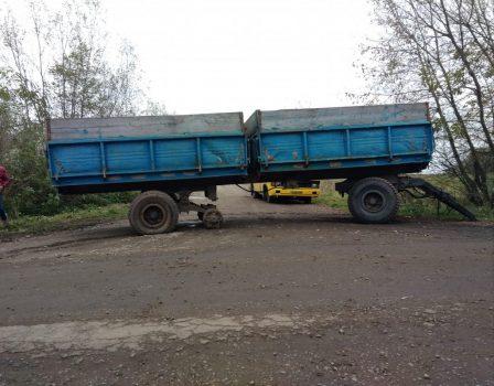 """""""Зернотрейдери ставлять нас на коліна"""", – заявляють аграрії Кіровоградщини і перекриватимуть трасу"""