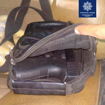 У Кропивницькому з автівки стріляли по багатоповерхівках. ФОТО