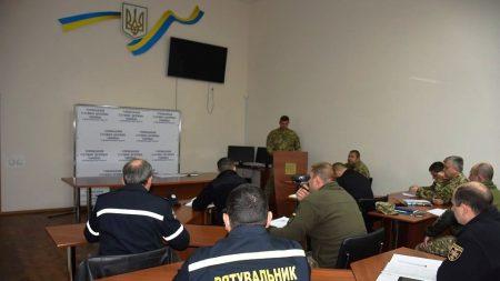 На Кіровоградщині провели навчання з нейтралізації ворожих диверсійних груп