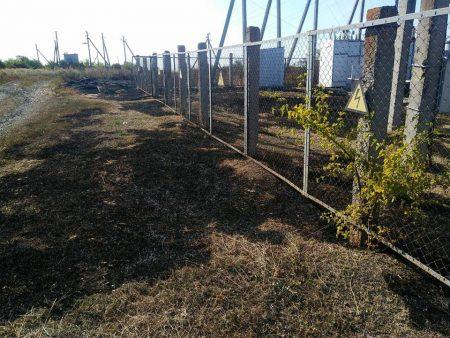 Кіровоградщина: спалювання трави призвело до знеструмлення 6 сіл