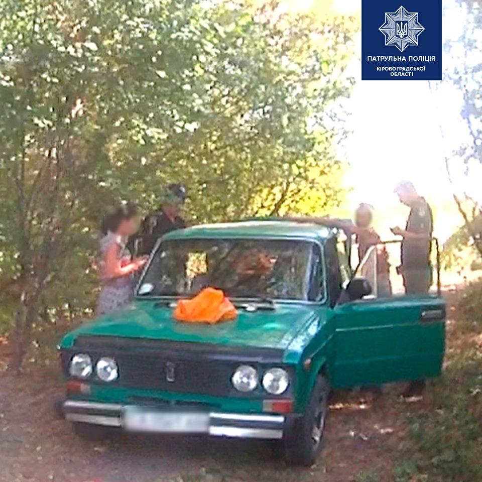 Без Купюр У Кропивницькому з автівки стріляли по багатоповерхівках. ФОТО Кримінал  Патрульна поліція Гірниче