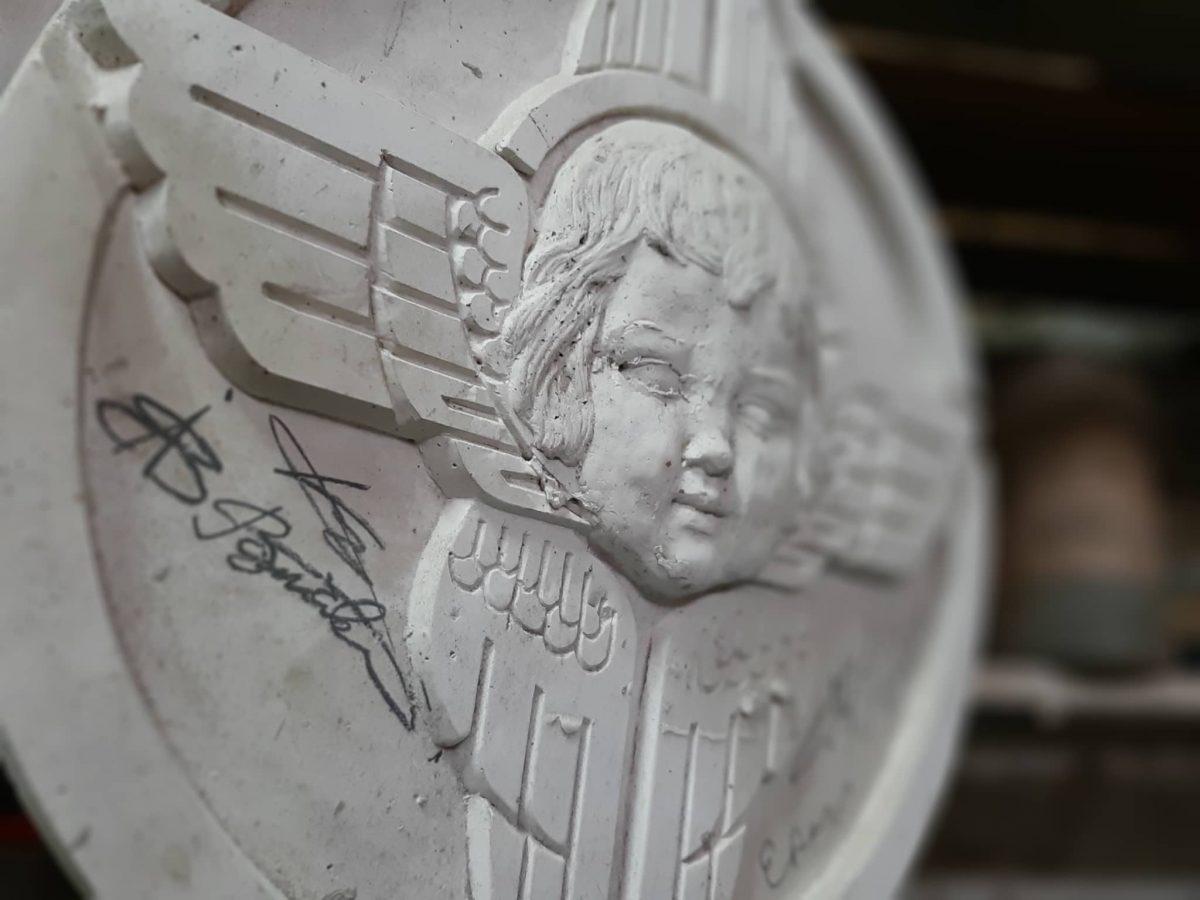 У Кропивницькому попрощались зі скульптором Віктором Френчком. ФОТО - 12 - Життя - Без Купюр