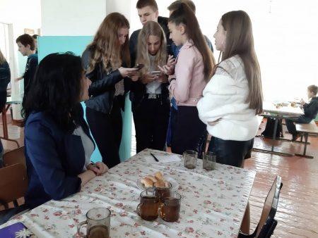 У Кропивницькому школярі вчились протидіяти домашньому насиллю через квест. ФОТО