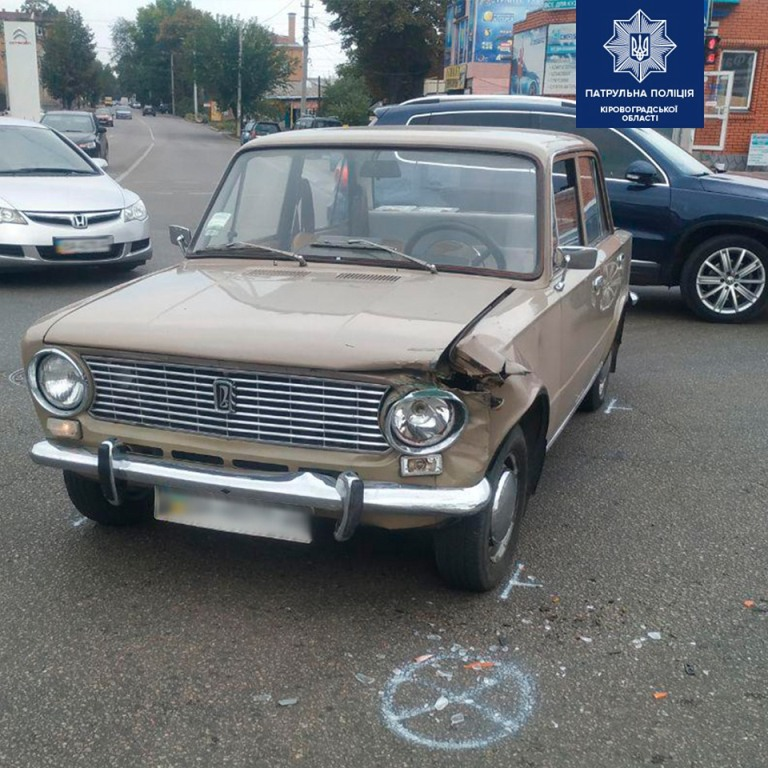 У Кропивницькому водій напідпитку зчинив ДТП. ФОТО - 2 - За кермом - Без Купюр