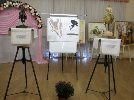 У Кропивницькому презентували проєкт пам'ятника Петру Калнишевському. ФОТО