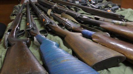 Із жовтня розпочинається місячник добровільної здачі зброї