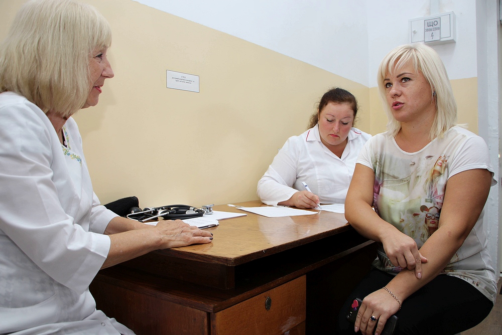 Без Купюр 200 медиків області вакцинувались від кору Здоров'я  Надія Оперчук кір