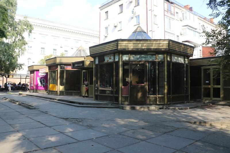 """Замість """"Золотих куполів"""" у Центральному сквері Кропивницького може з'явитися дитяче кафе. ФОТО - 1 - Бізнес - Без Купюр"""