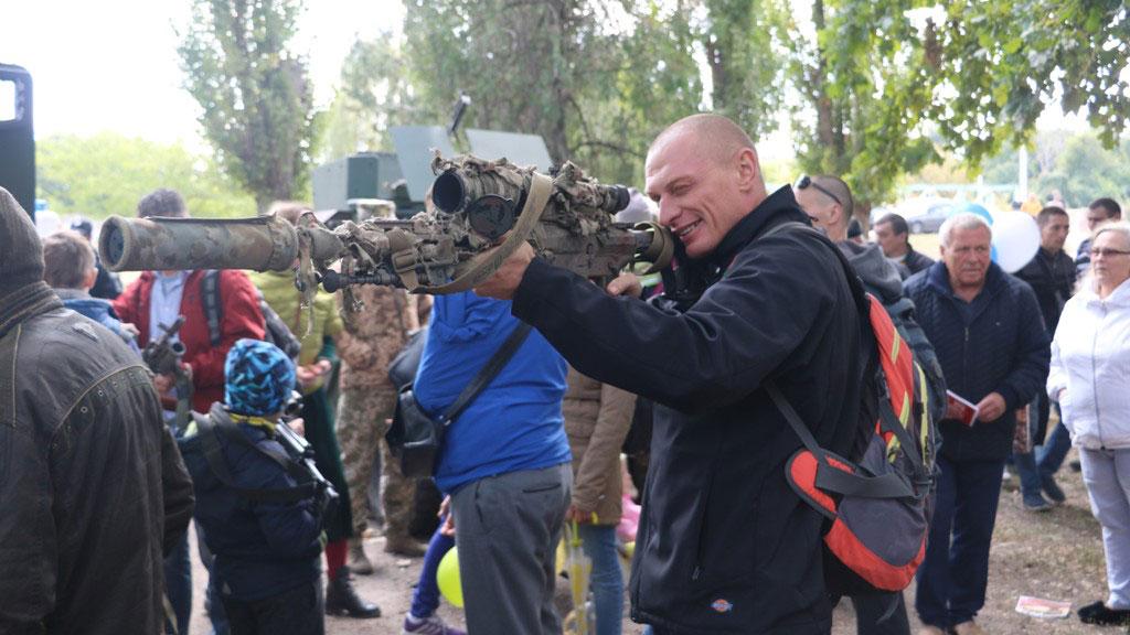 Без Купюр Кропивницькі спецпризначенці демонстрували нові техніку і сухпайок. ФОТО Життя  спецпризначенці Кропивницький 3 полк