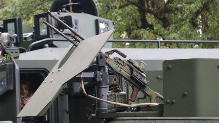 Кропивницькі спецпризначенці демонстрували нові техніку і сухпайок. ФОТО