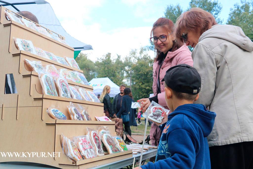 У Кропивницькому триває 5-й фестиваль вуличної їжі. ФОТОРЕПОРТАЖ - 5 - Життя - Без Купюр