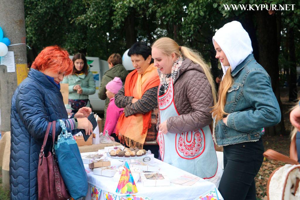 У Кропивницькому триває 5-й фестиваль вуличної їжі. ФОТОРЕПОРТАЖ - 6 - Життя - Без Купюр