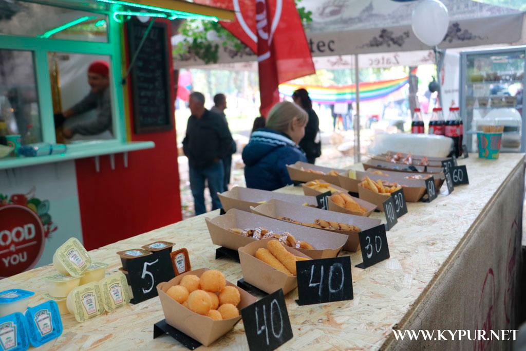 У Кропивницькому триває 5-й фестиваль вуличної їжі. ФОТОРЕПОРТАЖ - 12 - Життя - Без Купюр