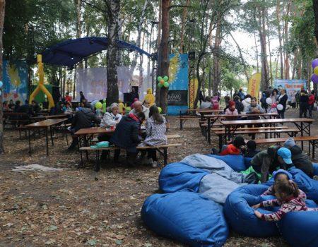 У Кропивницькому триває 5-й фестиваль вуличної їжі. ФОТОРЕПОРТАЖ