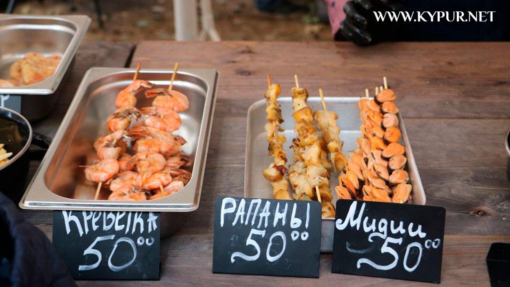 У Кропивницькому триває 5-й фестиваль вуличної їжі. ФОТОРЕПОРТАЖ - 11 - Життя - Без Купюр