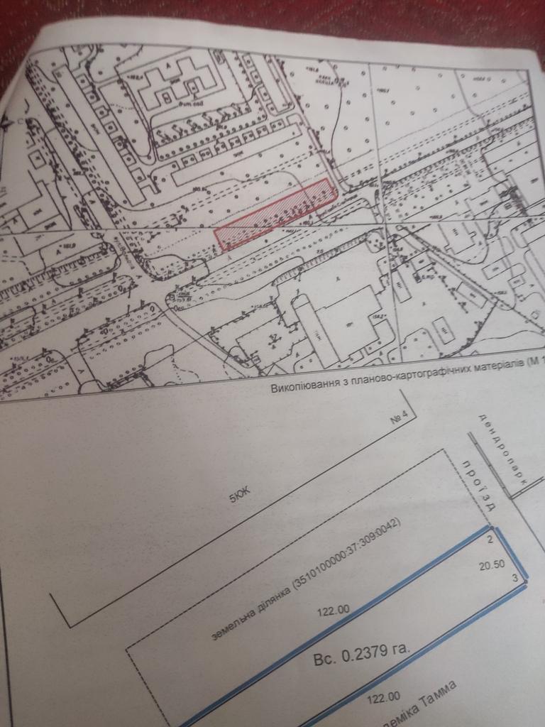 """На КП """"Дендропарк"""" хочуть оформити парковку перед новою """"Полосою"""" Онулів - 1 - Земля - Без Купюр"""