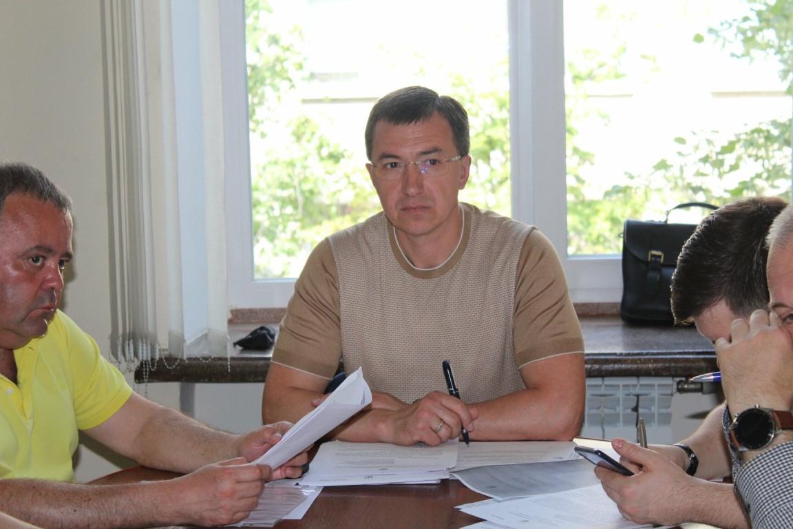 Олександр Шамардін: Земельна комісія має суто рекомендаційні функції - 1 - Інтерв'ю - Без Купюр