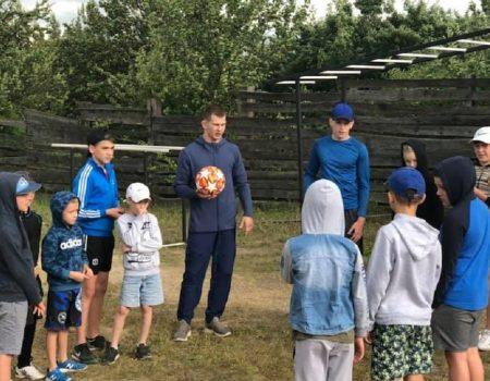 Спортивна база «Борець» відкриває табір для дітей та підлітків