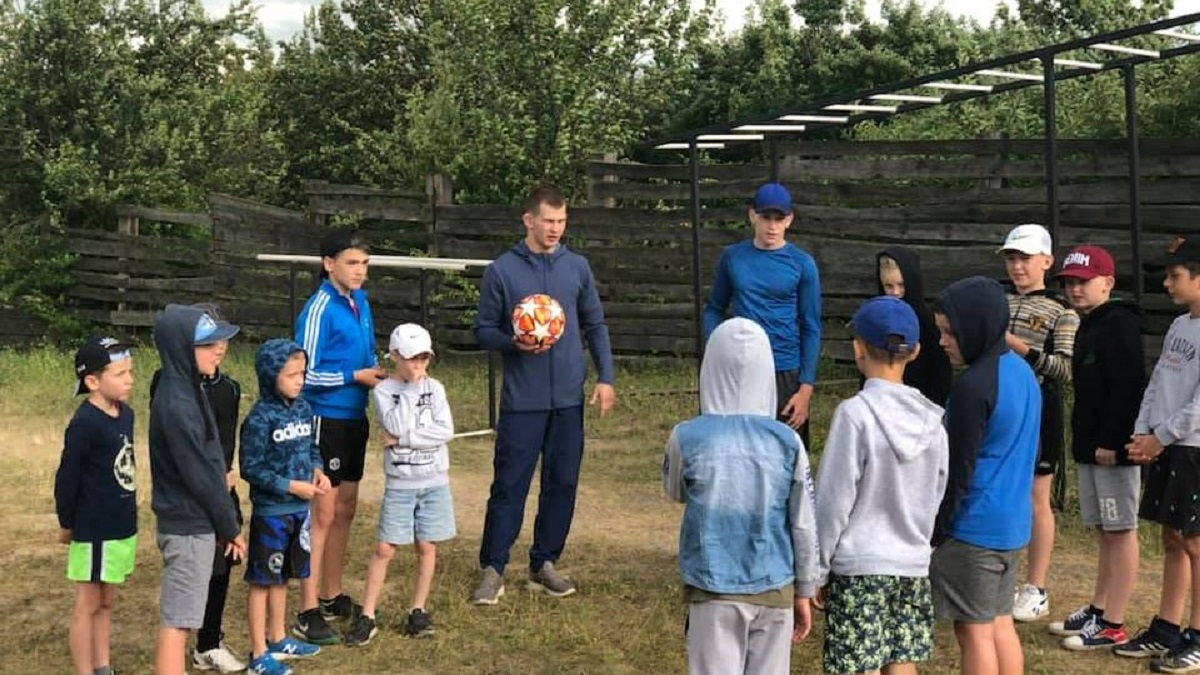 Спортивна база «Борець» відкриває табір для дітей та підлітків - 1 - Спорт - Без Купюр