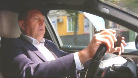Перші особи привітали Кропивницький з Днем міста відеозверненнями
