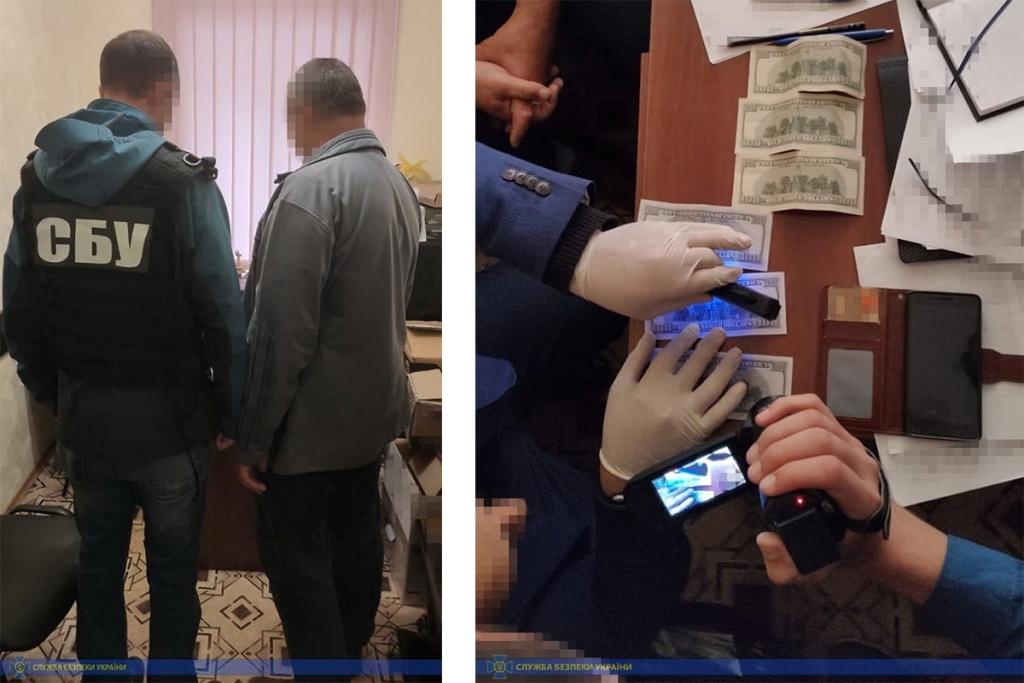 На Кіровоградщині затримали рекламницю за підозрою у підкупі посадовця. ФОТО - 1 - Корупція - Без Купюр