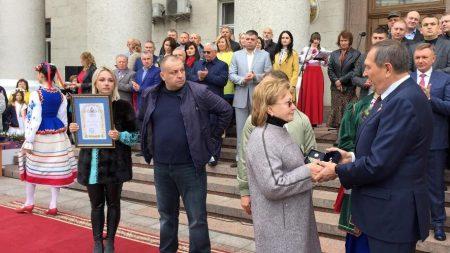 Володимир Панченко – почесний громадянин Кропивницького