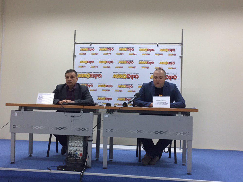 """Без Купюр Цьогоріч на """"Agroexpo"""" побували рекордні 40 тисяч відвідувачів Події  Глібко Агроекспо AgroExpo"""