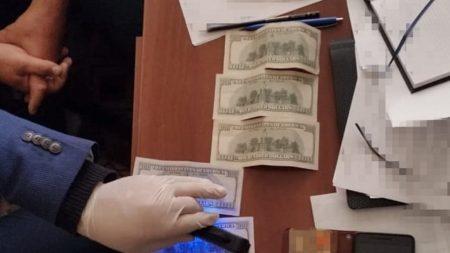 """Справа про хабар від рекламниці посадовцю: СБУ-шники піймали """"торпеду"""" УЗЕ-шників"""