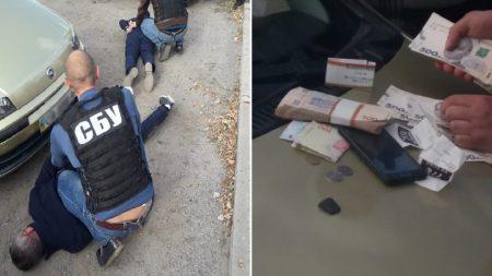 За підозрою в хабарництві затримали організаторів торгів з продажу комунального майна