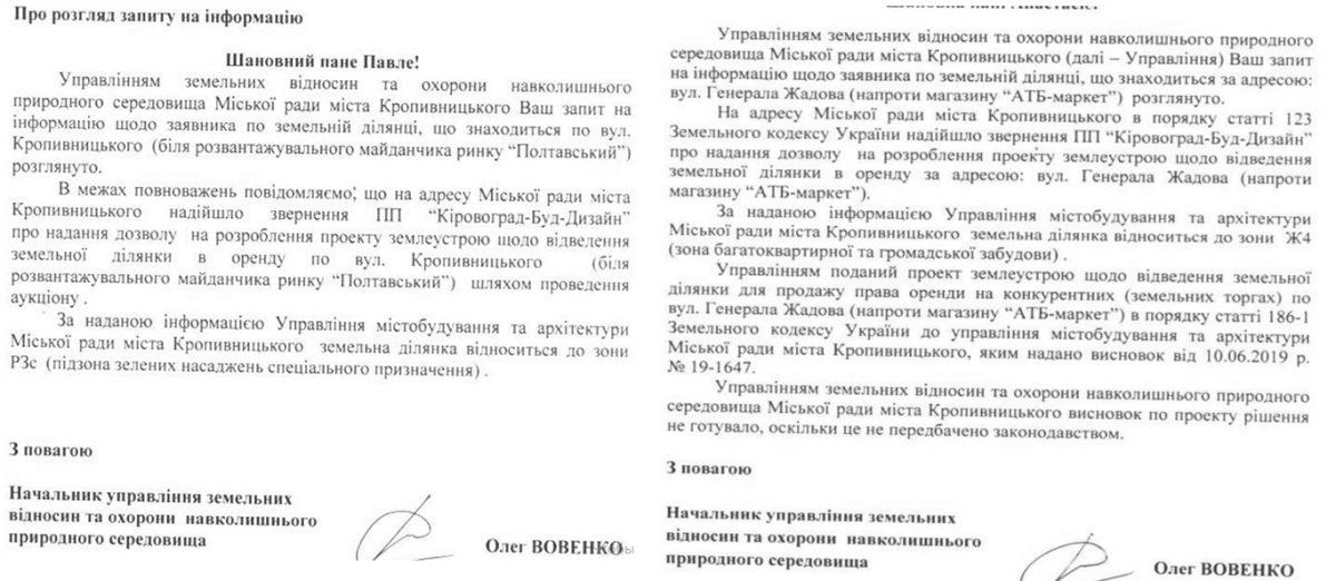 """Кропивницький – місто МАФ: як узаконити і """"застовпити"""" за собою місце під торгівлю - 4 - Розслідування - Без Купюр"""