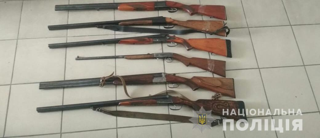 Без Купюр На Кіровоградщині чотирьох власників незареєстрованої зброї звільнили від кримінальної відповідальності Кримінал  місячник зброя
