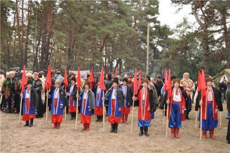 В Олександрівському районі вже традиційно відбудеться свято козацької слави