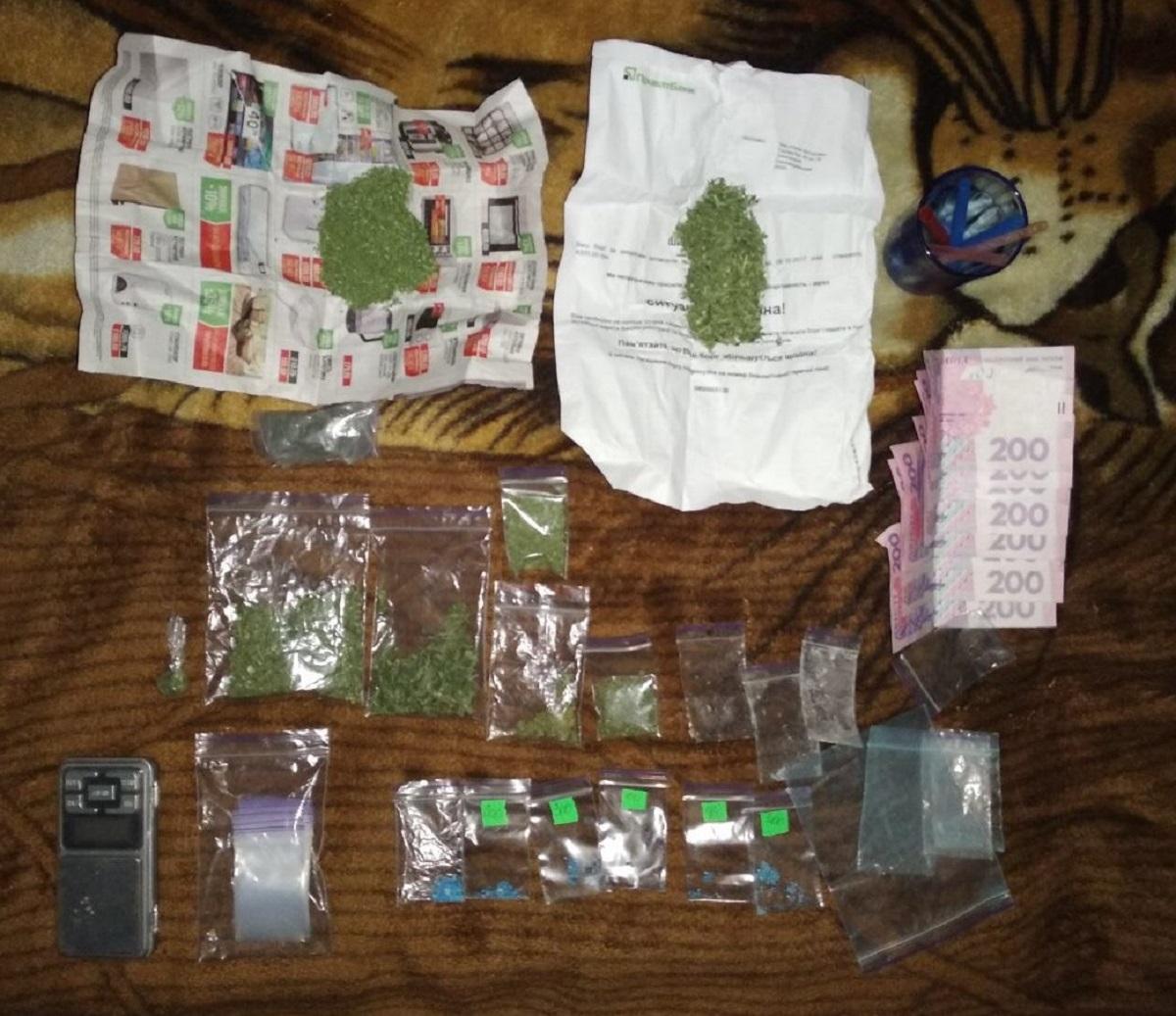Без Купюр У 30-річної мешканки Кіровоградщини знайшли наркотики Кримінал  Олександрія наркотики злочин