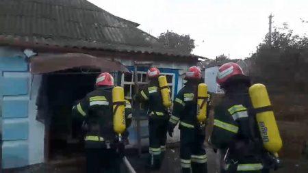 У Новоукраїнці госпіталізували 74-річну жінку, яка постраждала через вибух газоповітряної суміші. ФОТО