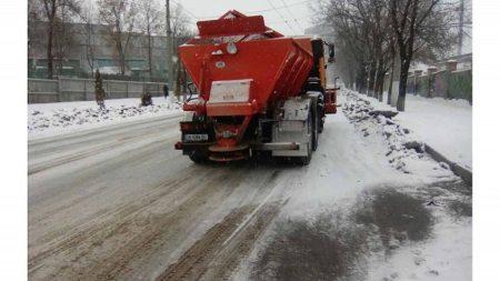 Дорожники прозвітували про готовність до зими