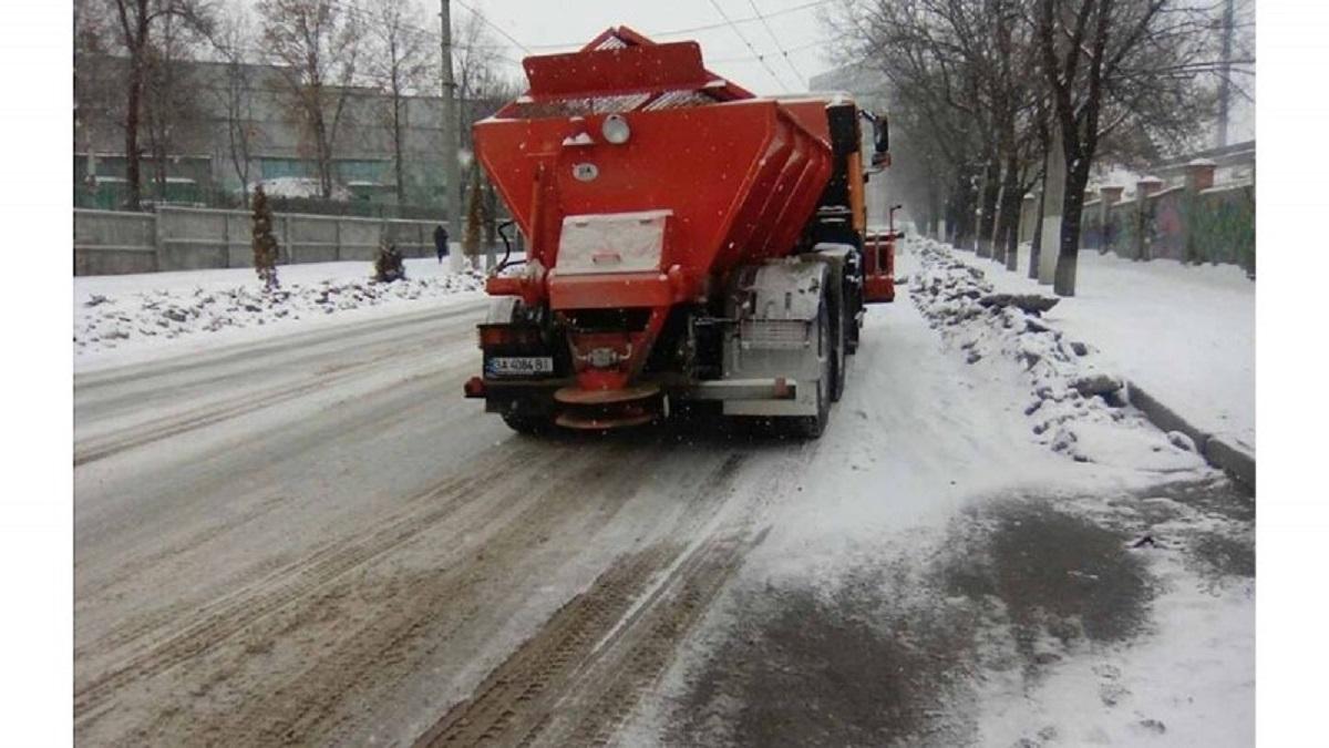 Без Купюр Дорожники прозвітували про готовність до зими Життя  транспорт дорожнє господарство дороги готовність до зими