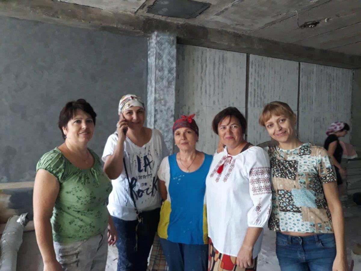 Без Купюр У Кропивницькому відкриють багатофункціональний хаб Життя  хаб Інна Колпак волонтери відкриття