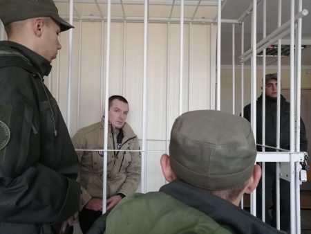 Ленінський райсуд Кропивницького продовжив арешт підозрюваного у вбивстві Діани Хріненко