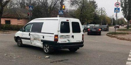 У Кропивницькому, після скоєння ДТП, водій намагався уникнути відповідальності