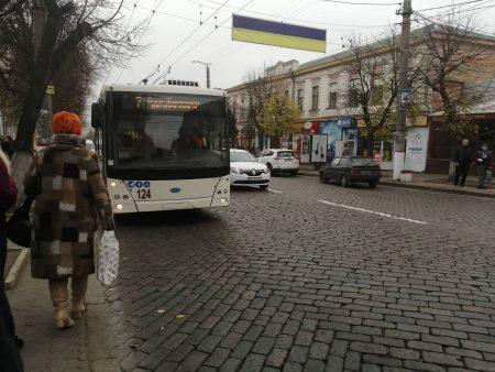 """Тролейбуси з автономним ходом вийшли на новий маршрут """"Жадова-Лелеківка"""". ГРАФІК РУХУ"""